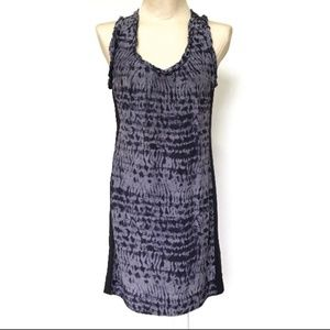 Banana Republic Silk Sleeveless Shift Dress
